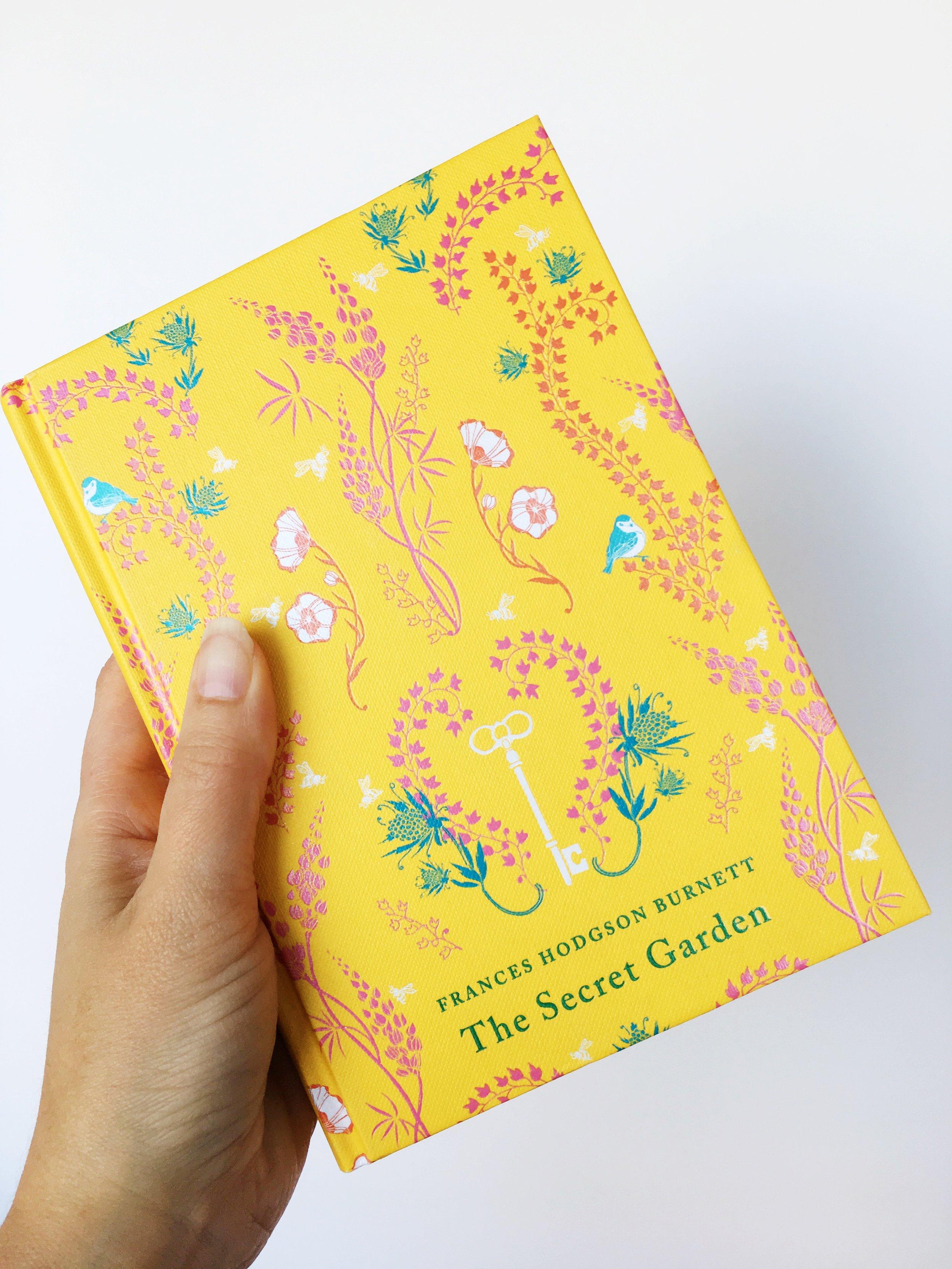 Pretty Puffin Book The Secret Garden