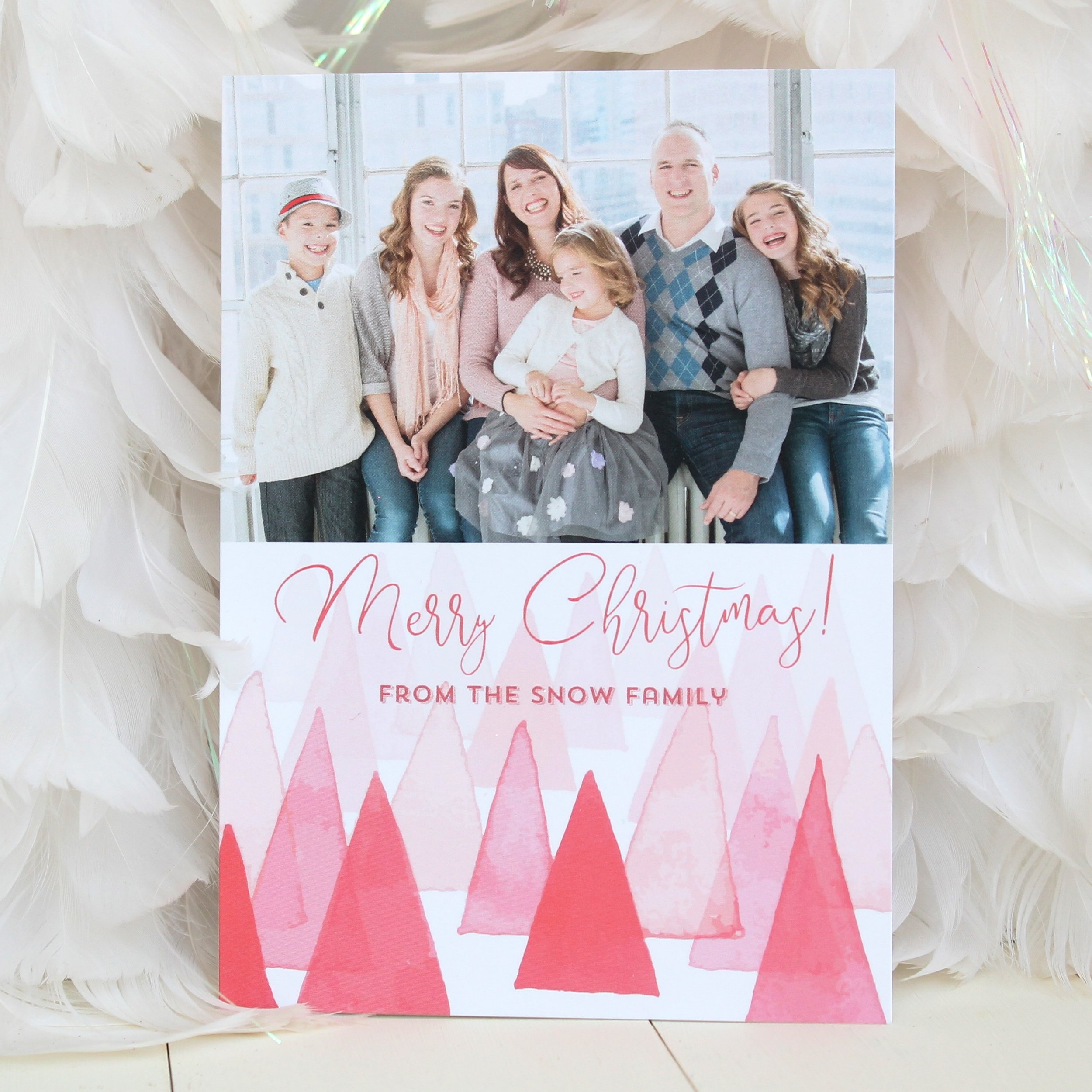 Holiday Card by Tessie Fay for Mixbook