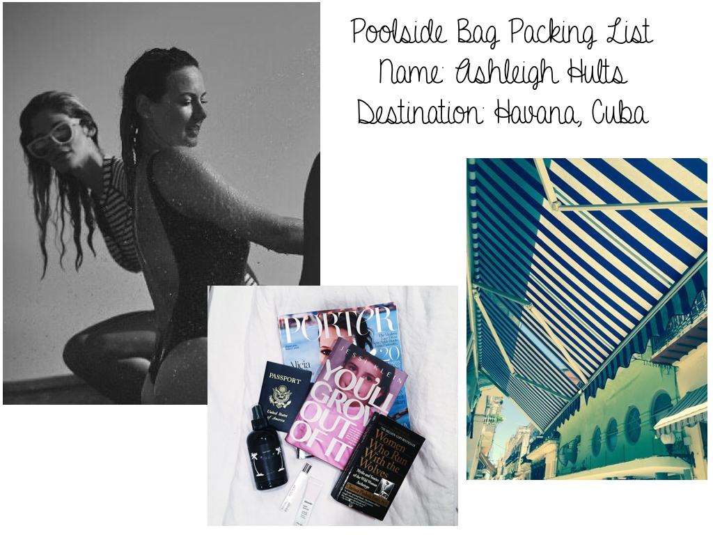 Ashleigh Cuba Packing List
