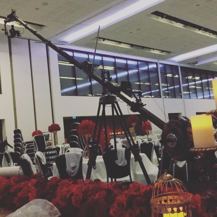 Camera Crane Hire Manchester