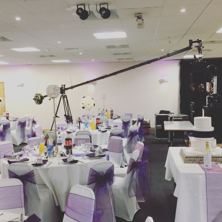 Camera Crane Hire Northamptonshire