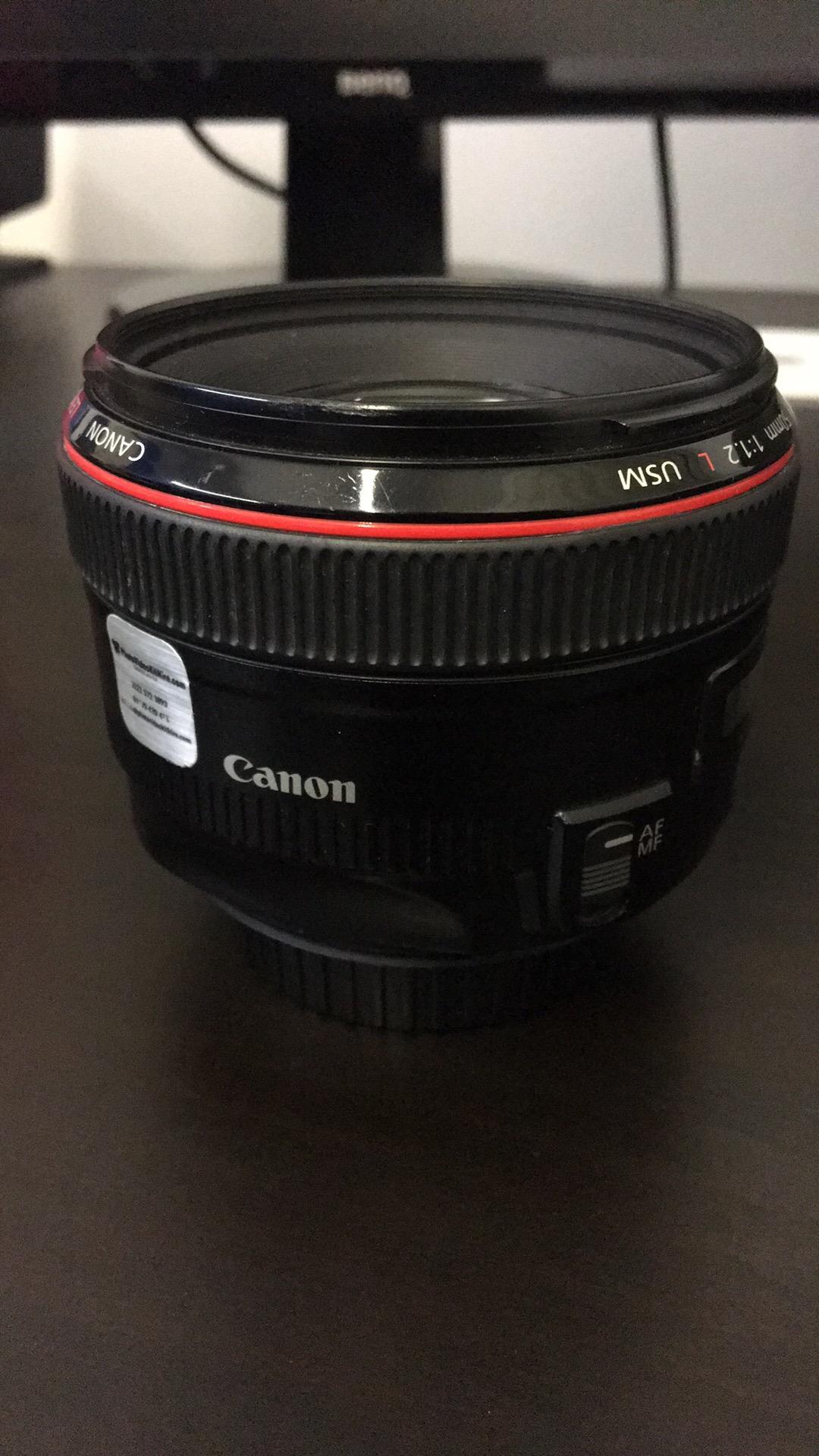 Canon Lens Hire