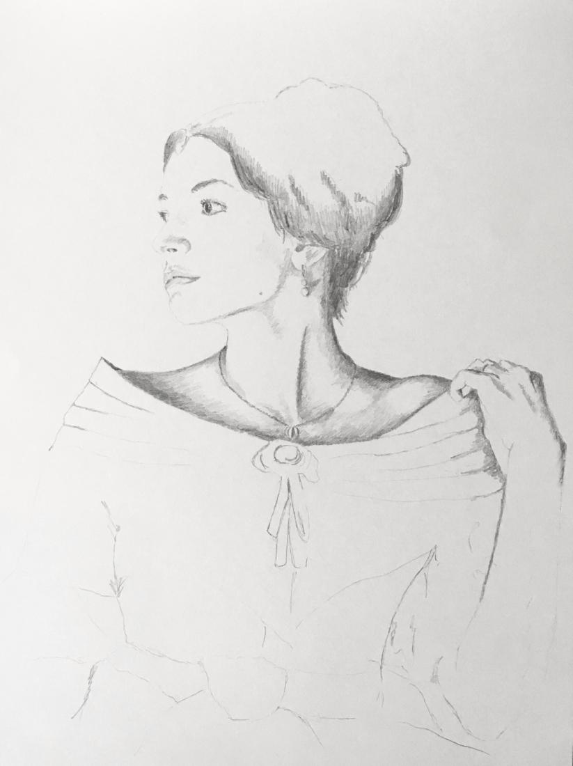 """""""Duchess Harriet Sutherland"""" (2016)"""