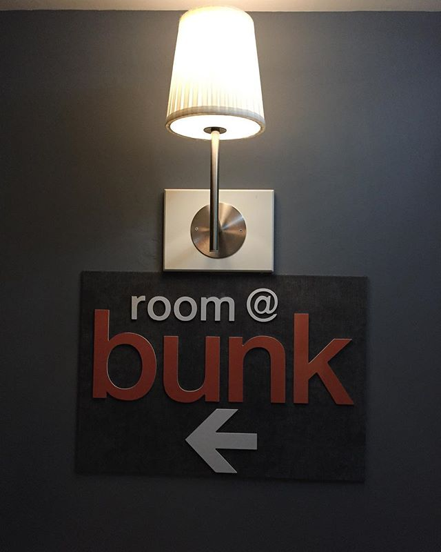 Did you know?!? Bunk has private rooms? The finest budget hotel rooms, for that extra bit of comfort when your sick of staying in dorm rooms! Send us an email to info@bunk.ie for bookings 😉