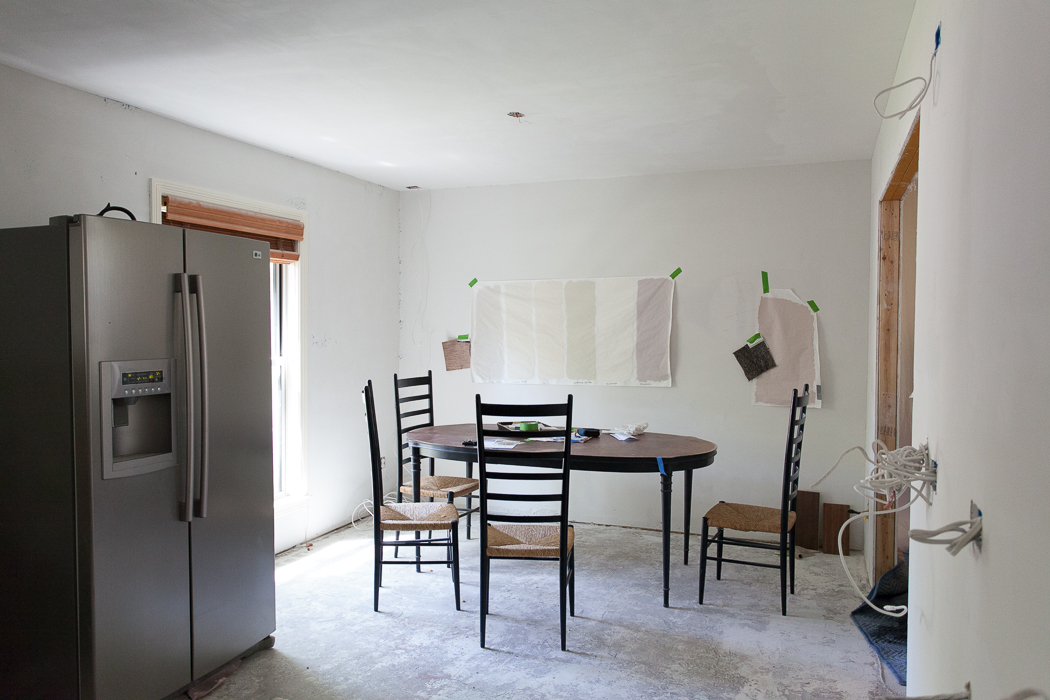 erin williamson design |one room challenge