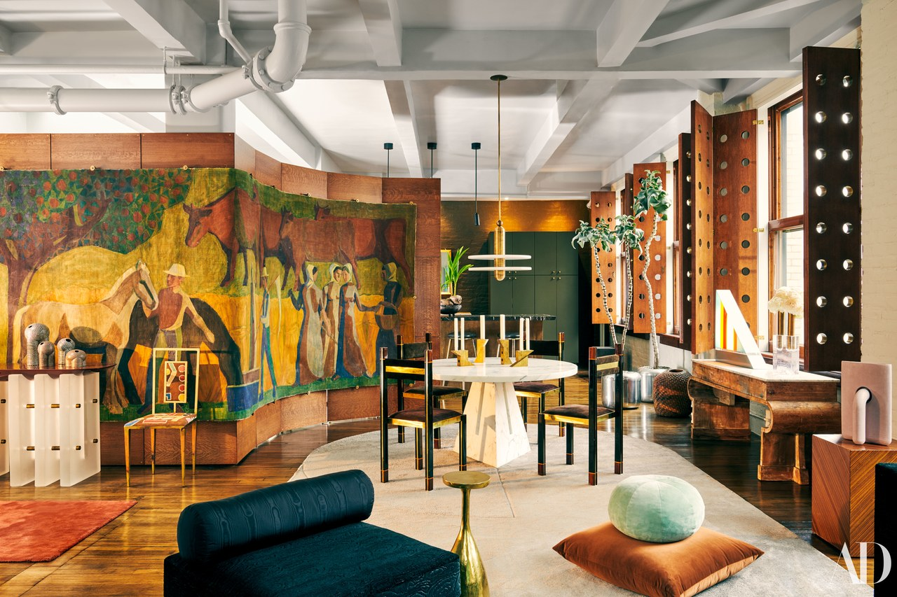 Apparatus in Architectural Digest