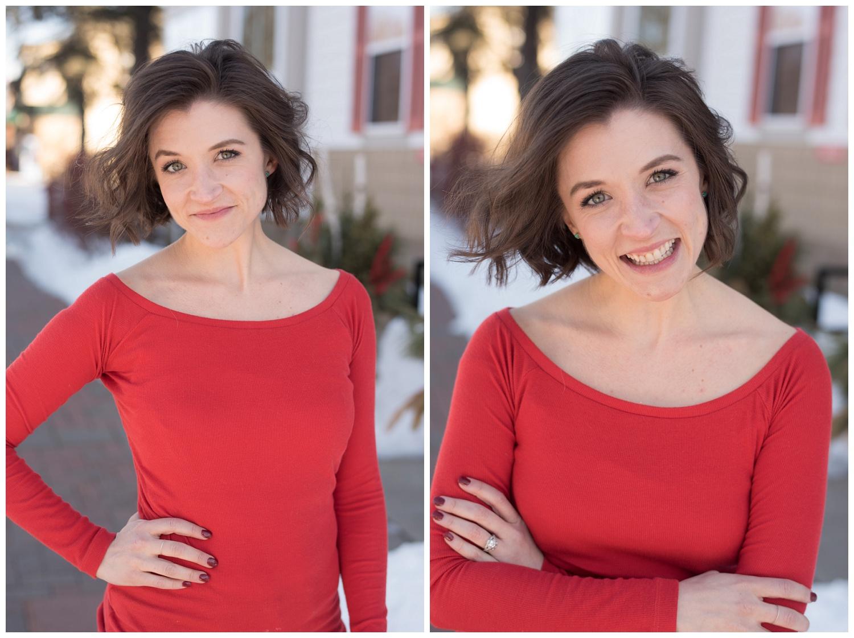 Gianna's Photography Actor Portrait Photographer Medina Minnesota Studio