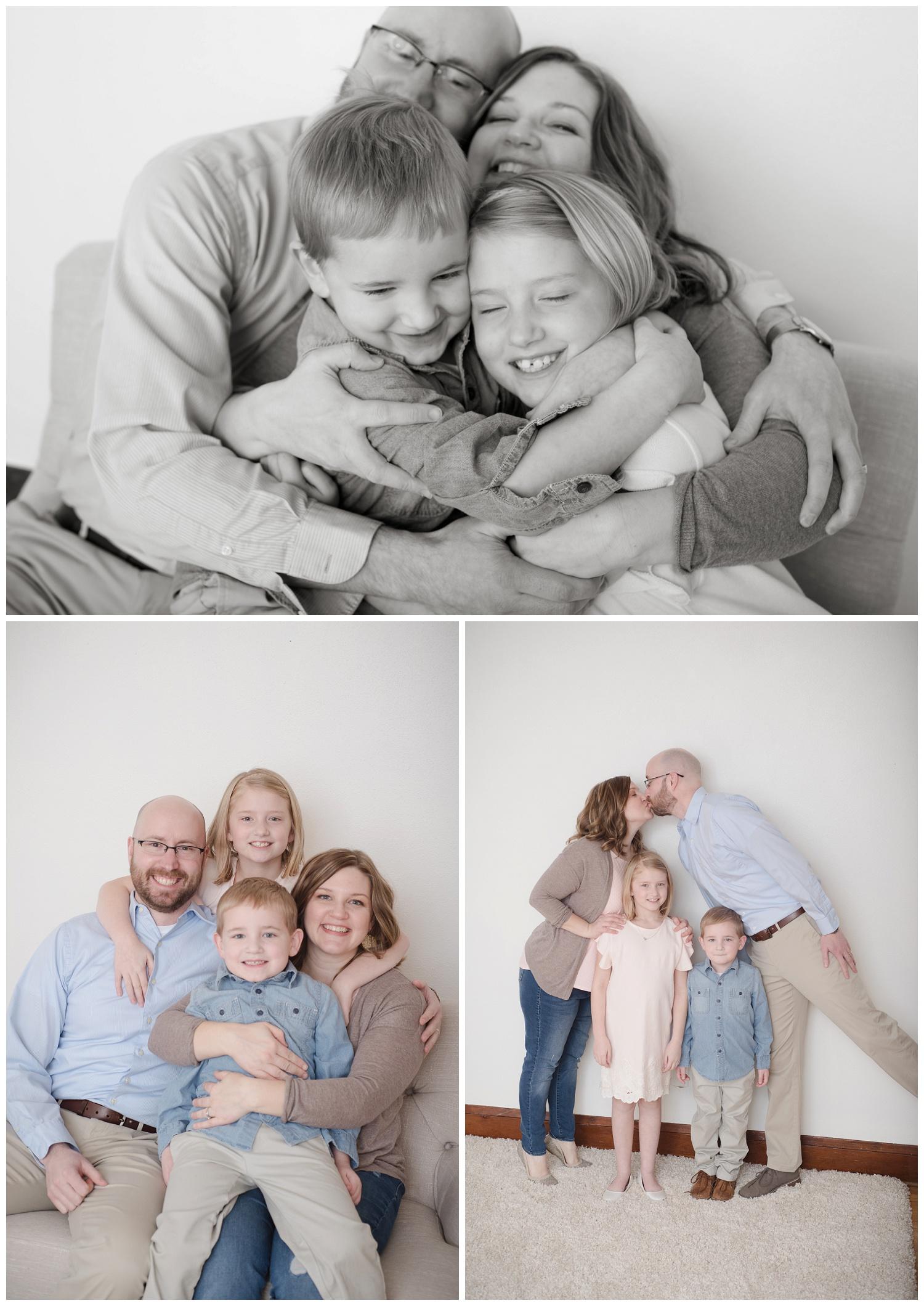 Gianna's Photography Portrait Family Studio Photographer Medina Minnesota