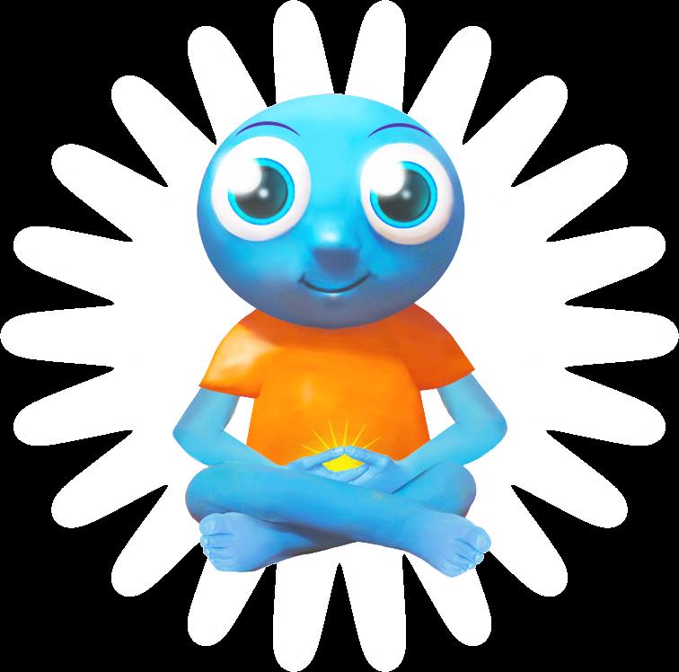 Peace Button Logo