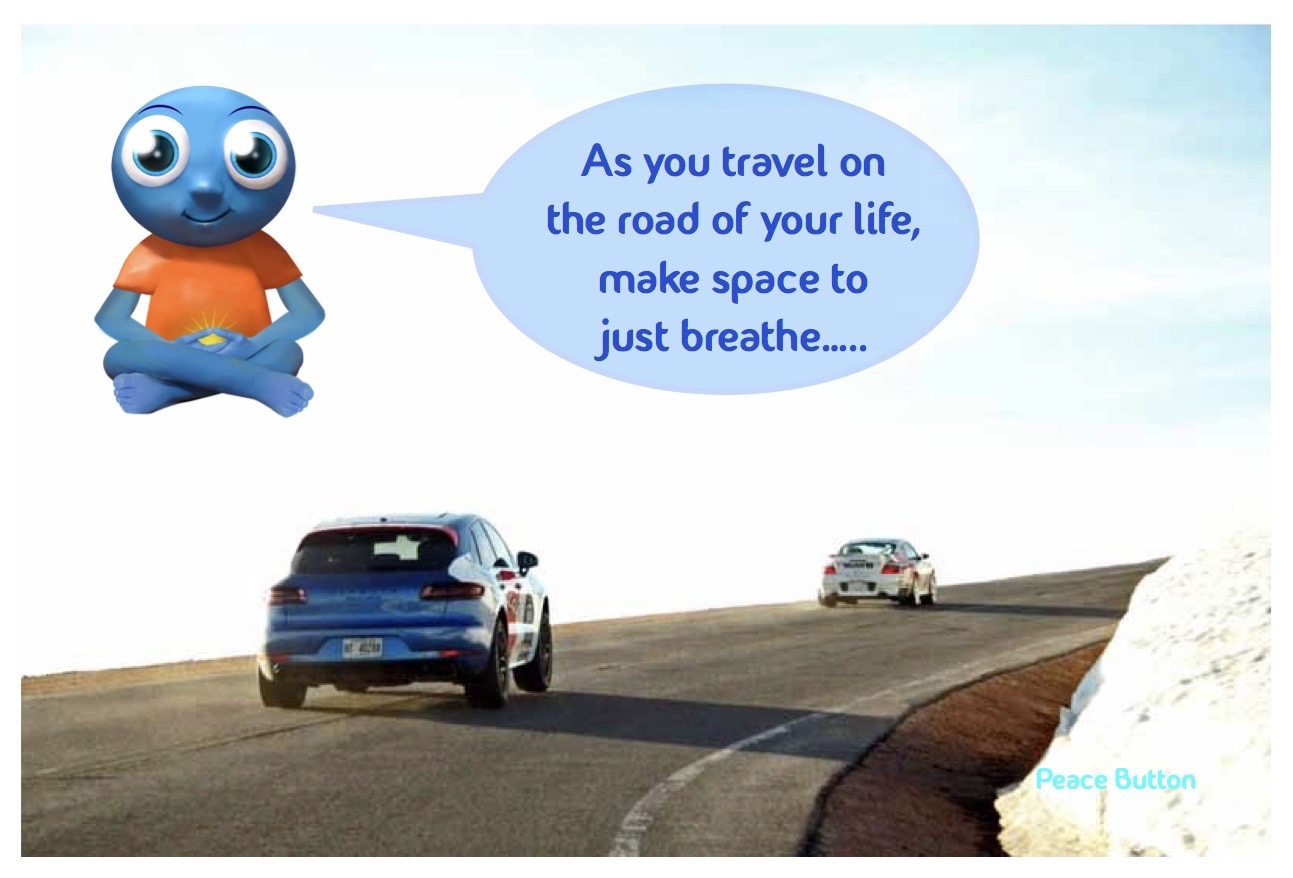 As you travel...
