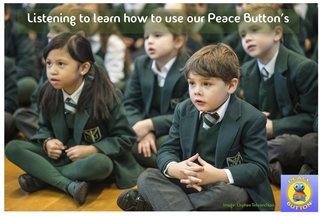 Listening and learning...