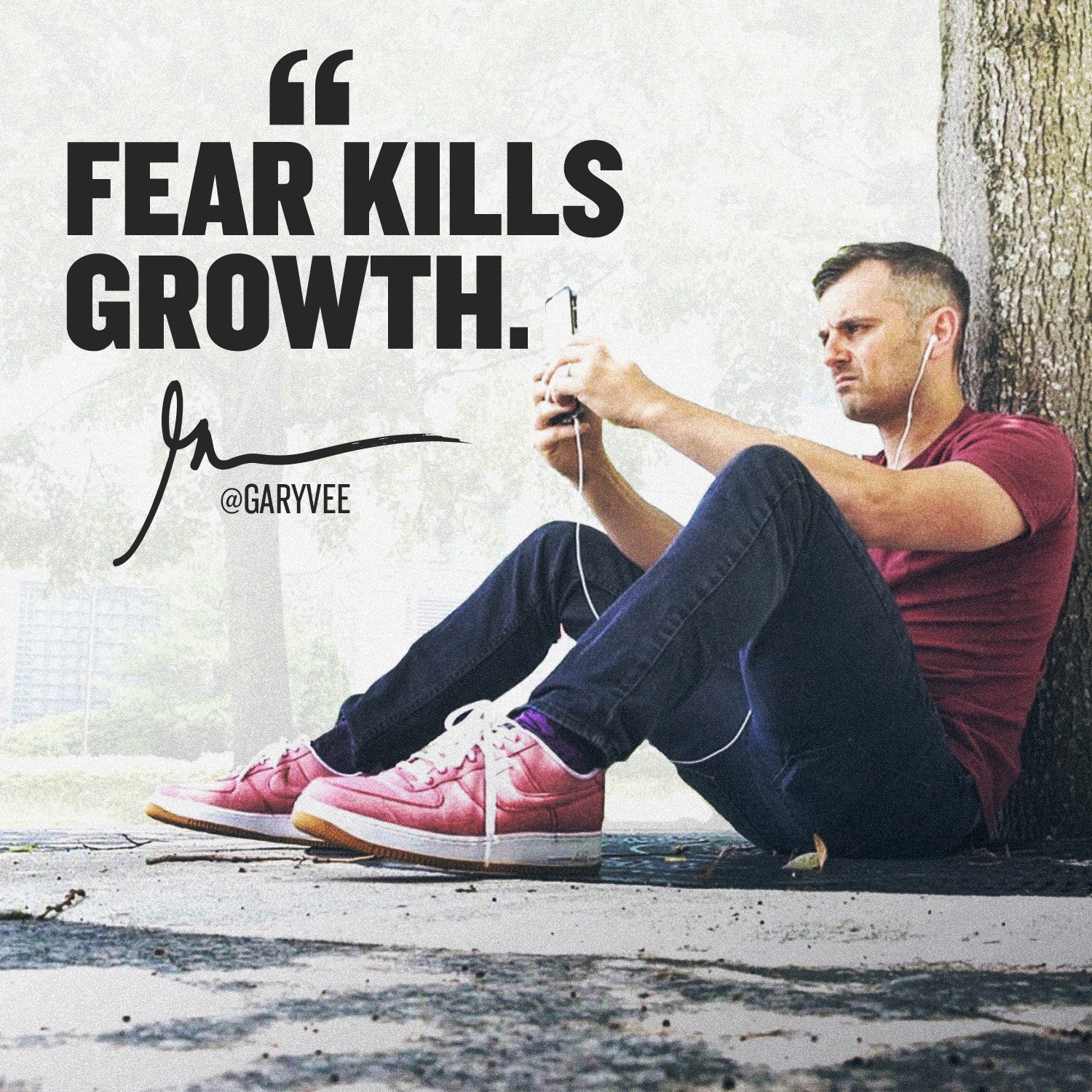 Motivational Quote from Gary Vaynerchuk