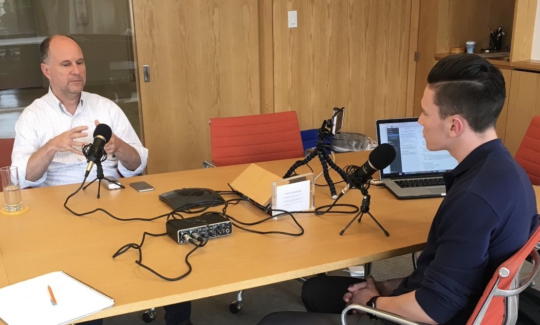 David interviews  Albert Wenger , Managing Partner at Union Square Ventures