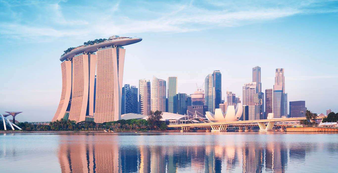 Modern Singapore.  Source