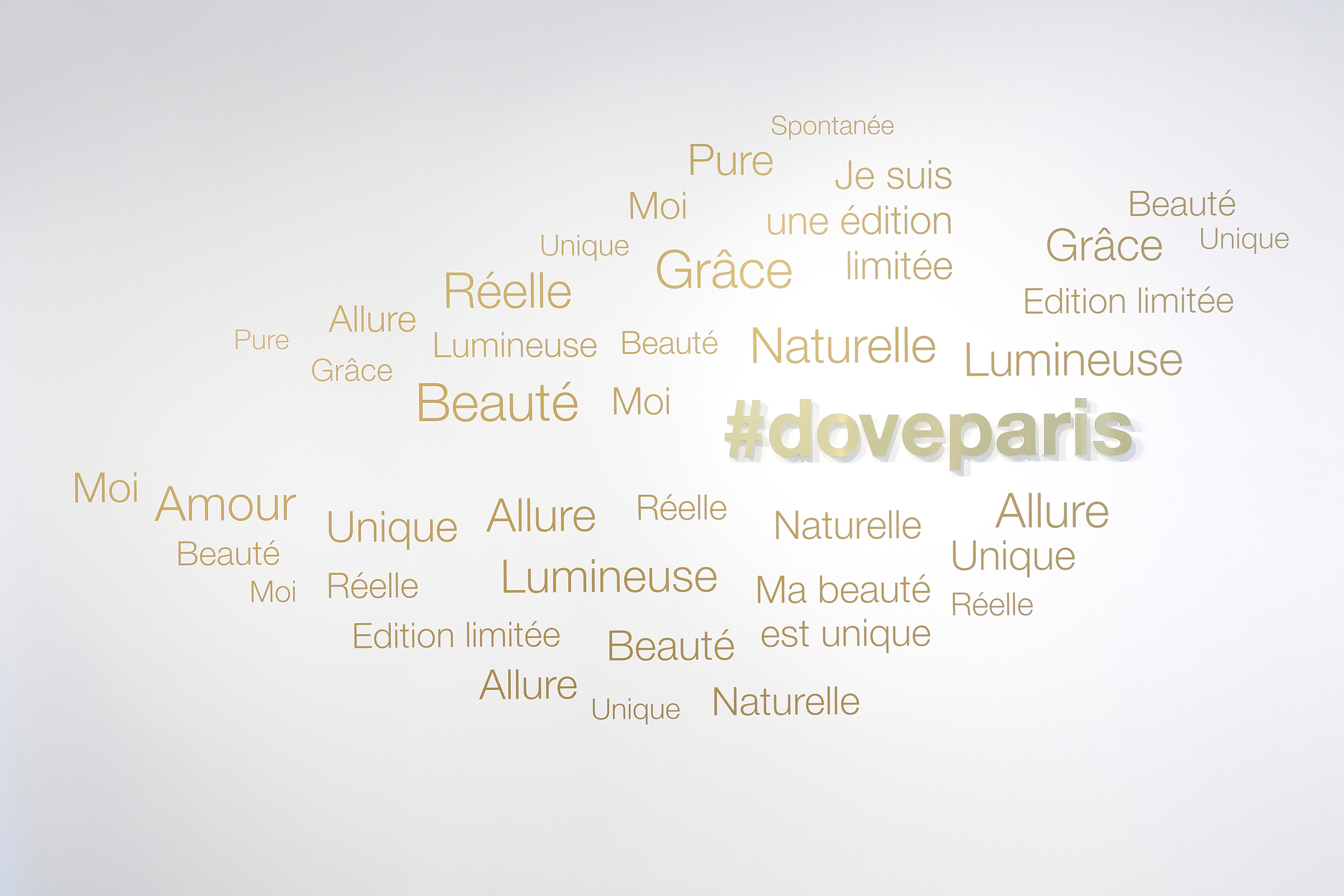 Dove Store Paris