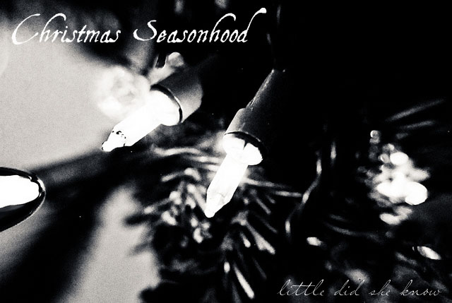 ChristmasSeasonhood