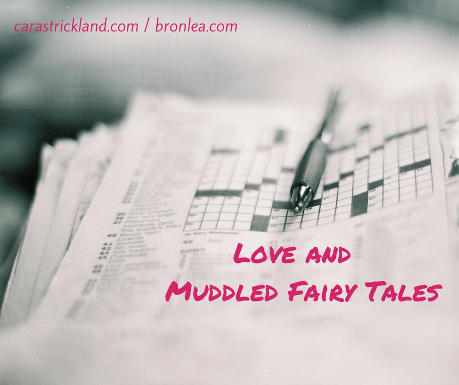de(tales) muddled words