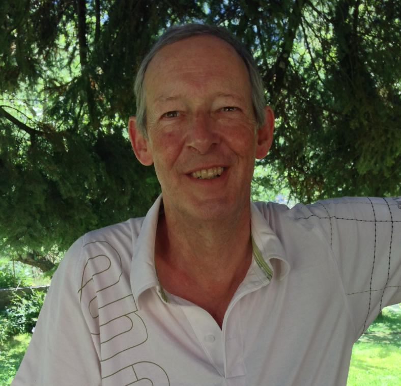Author - Richard Graham