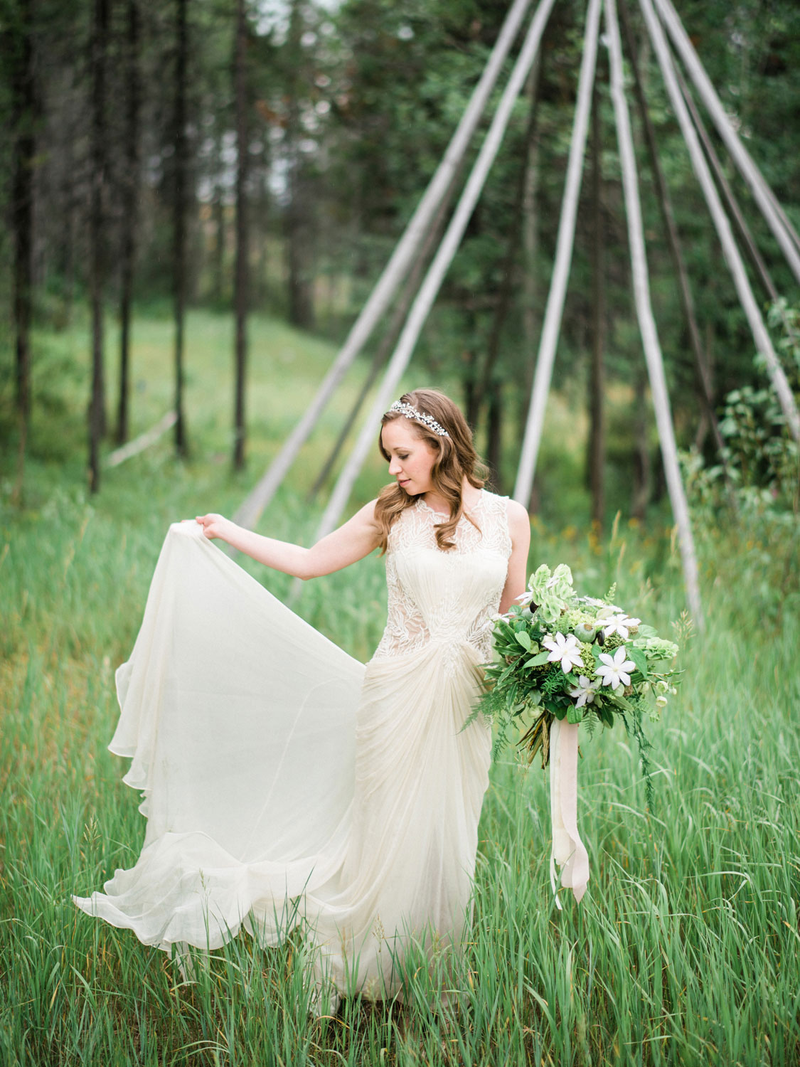 Montana wedding planning by Field Wedding Studio