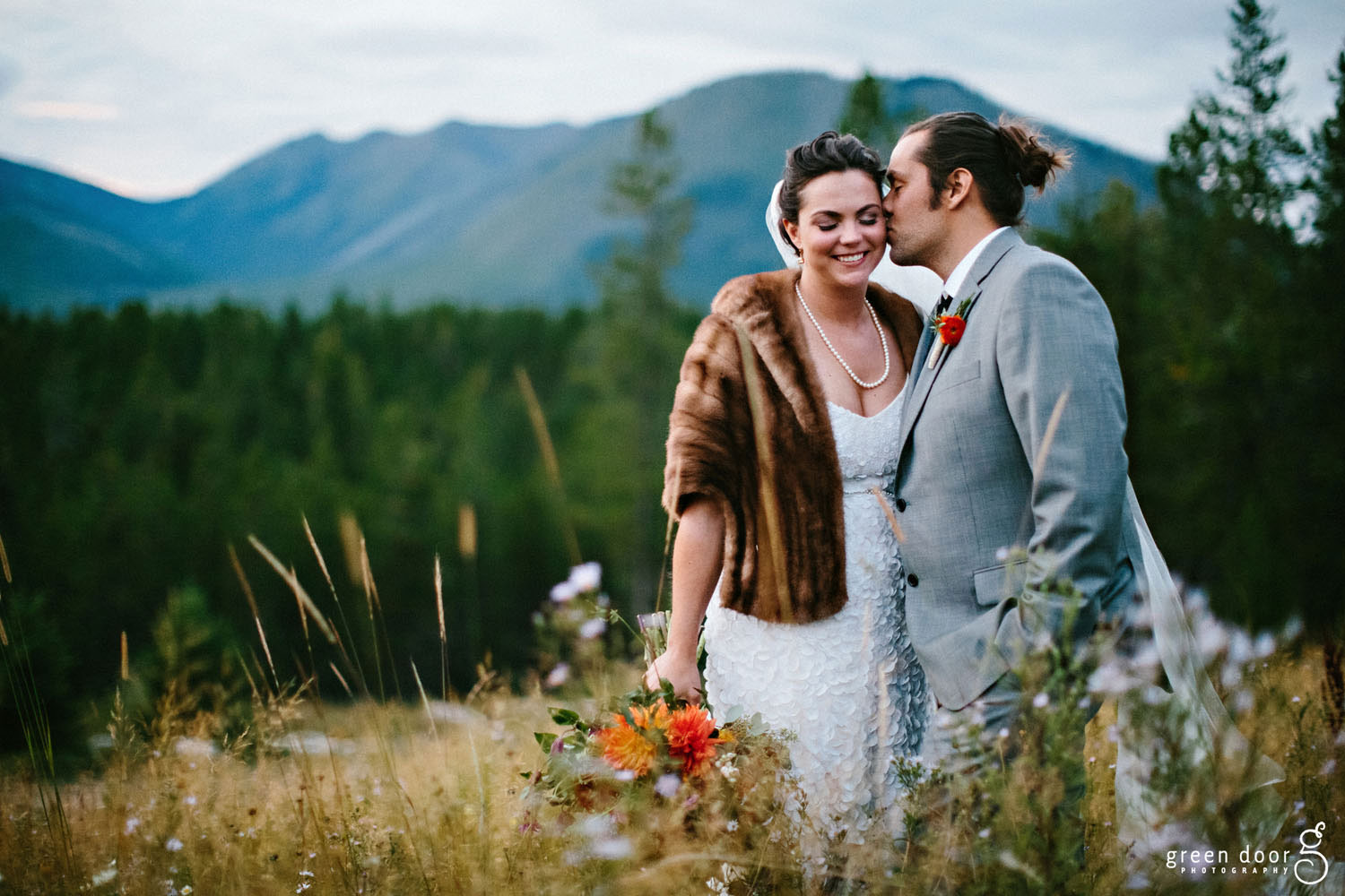 Montana Camp Wedding