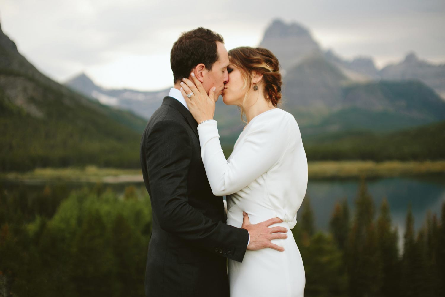 Glacier National Park wedding planning