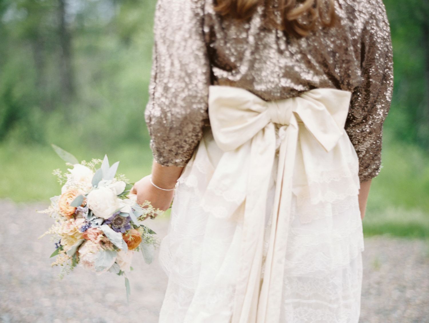 Montana elopement package