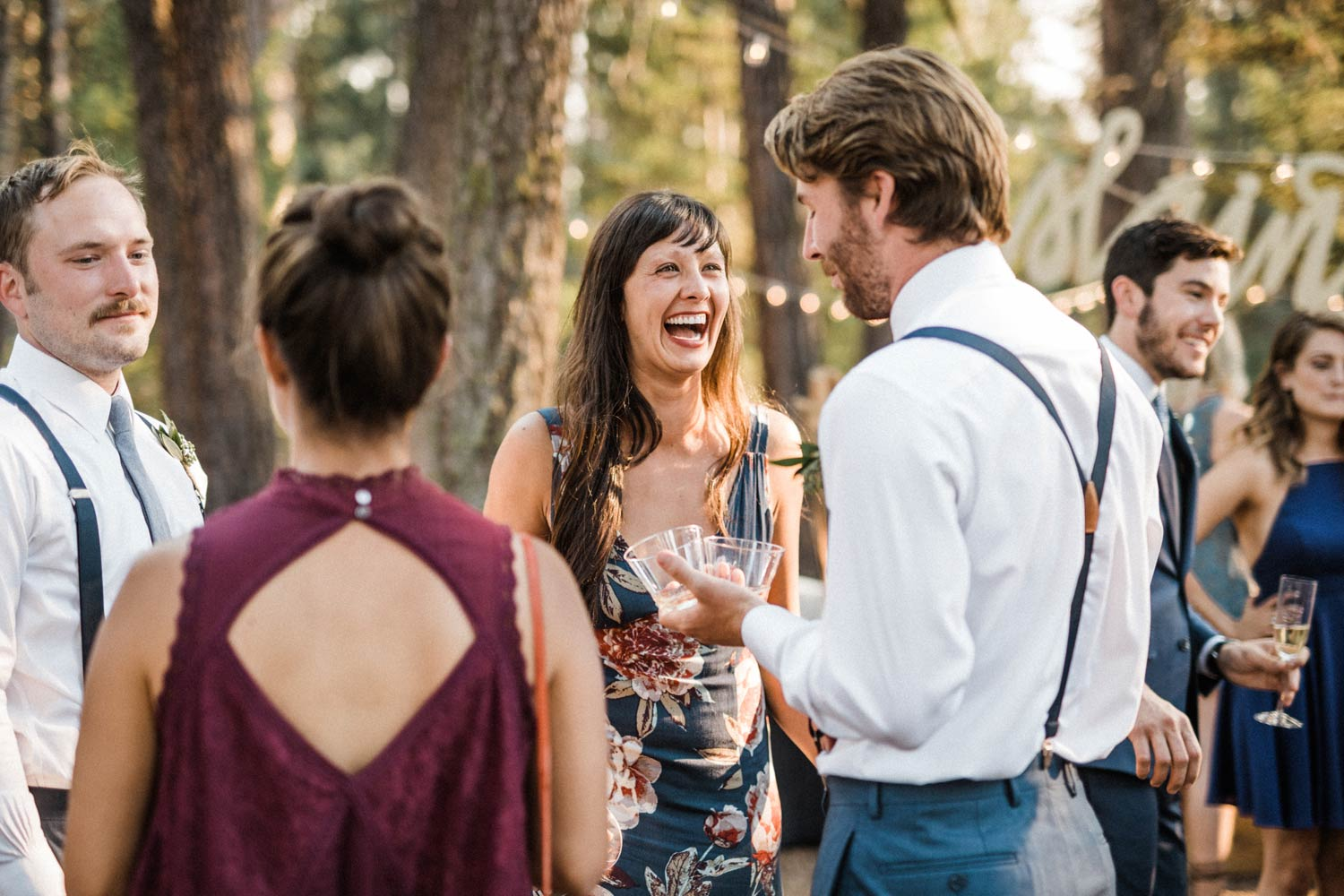 Montana Outdoor Wedding