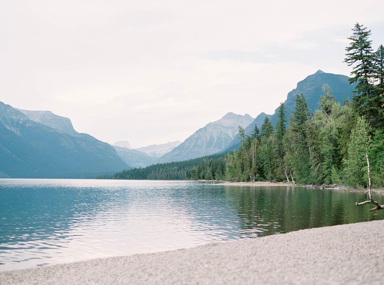 Glacier National Park Wedding