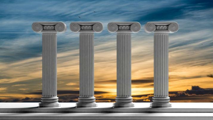 4 Pillars, Four pillars.jpg