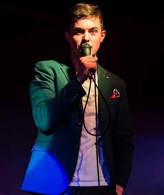 Please send many birthday wishes to our very own @tom_cantillon today! Happy birthday Tom!! And check out our online show on 10/5 (link in bio) #HappyBirthday #BetaPlay