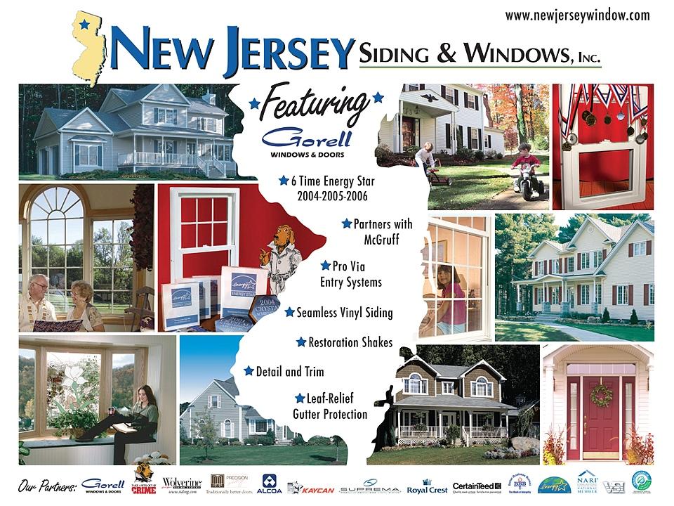 New Jersey Siding & Windows