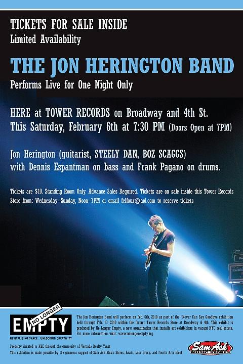 The Jon Herington Band
