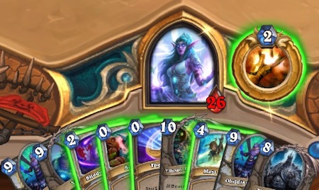This is not a winning hand.