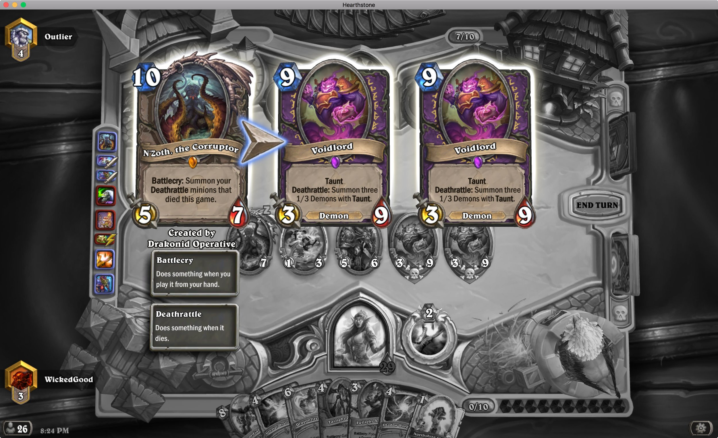 That's a nice N'zoth you have there...