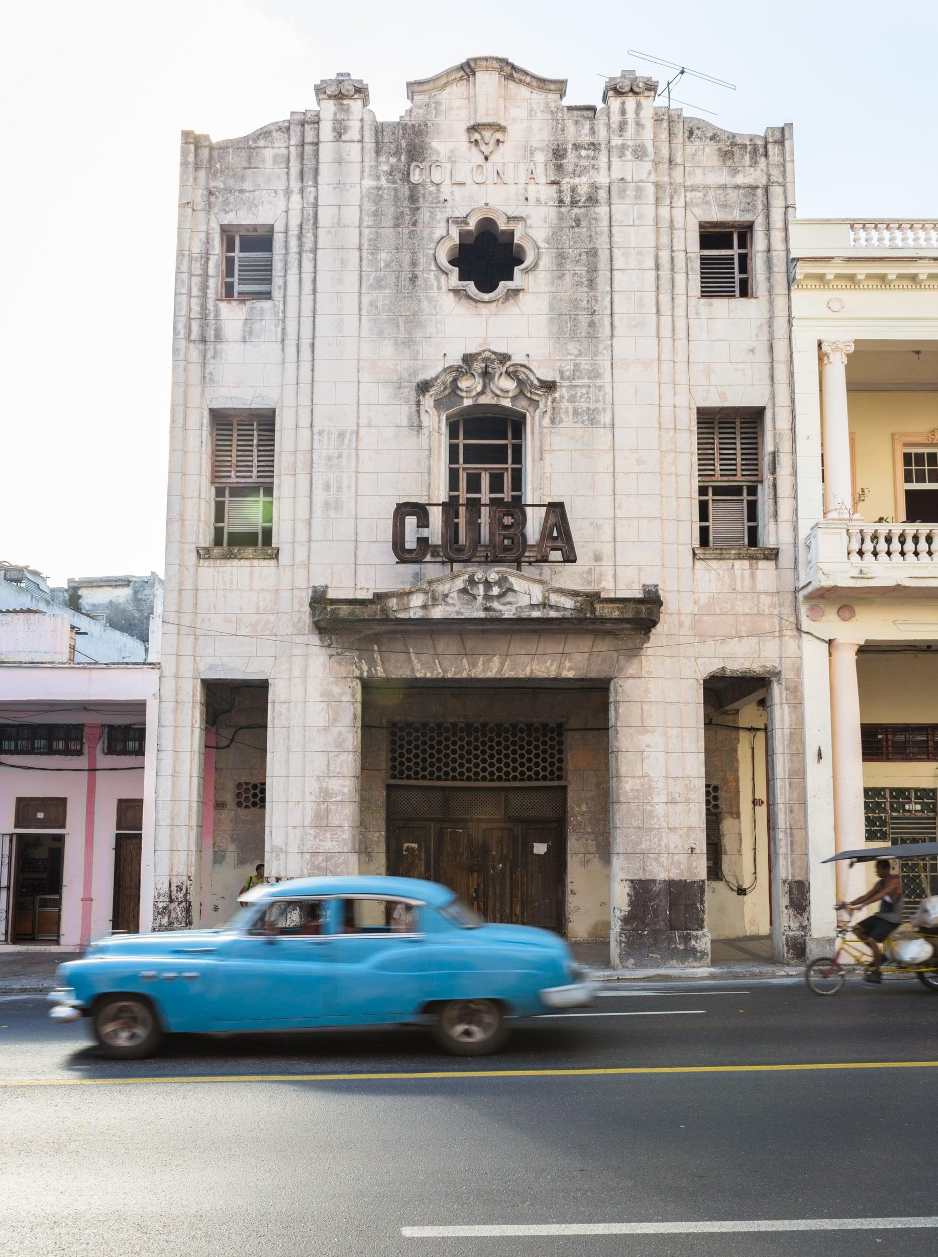 La Habana, Cuba. 2015