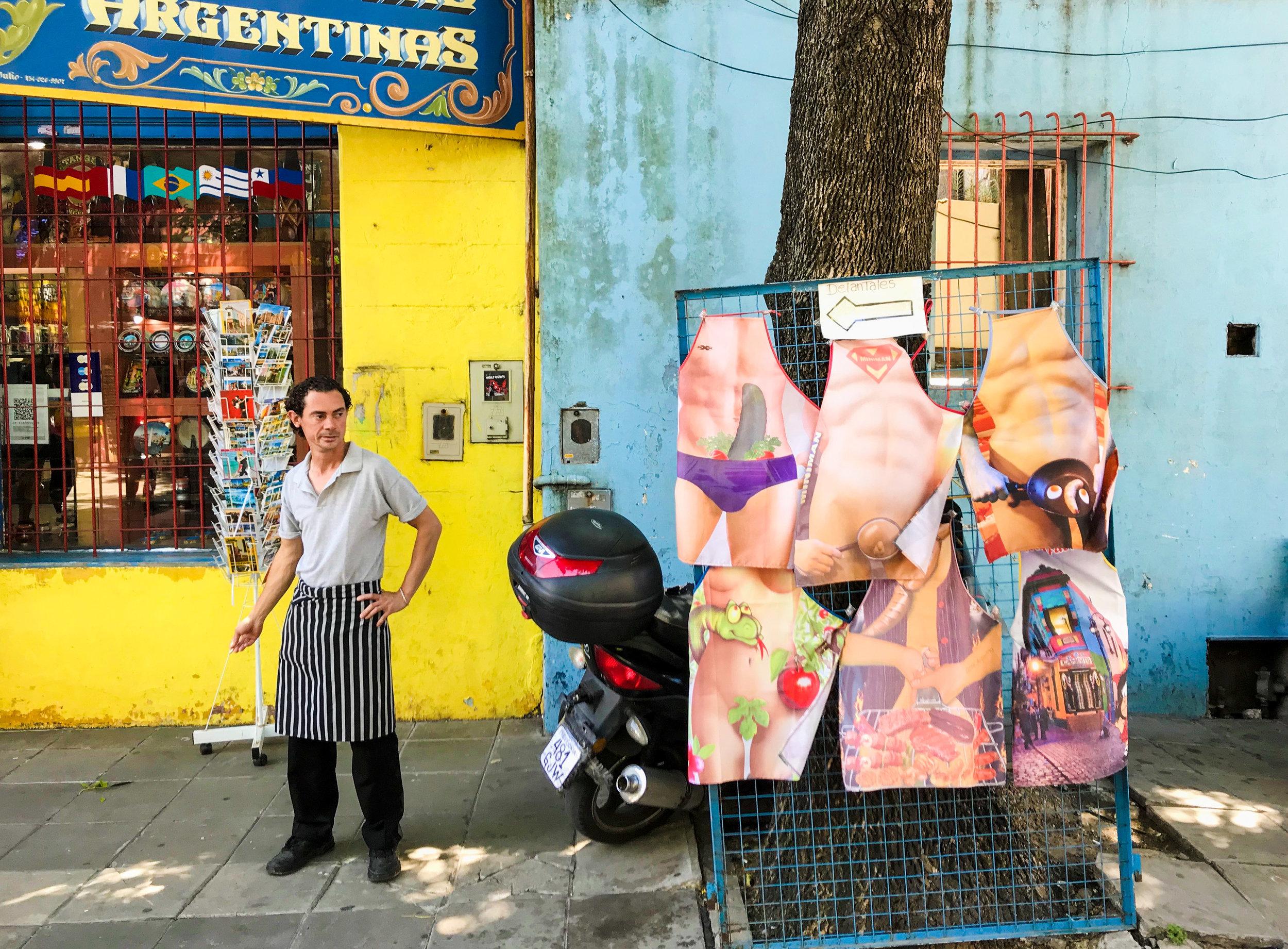 La Boca, Buenos Aires. Argentina.