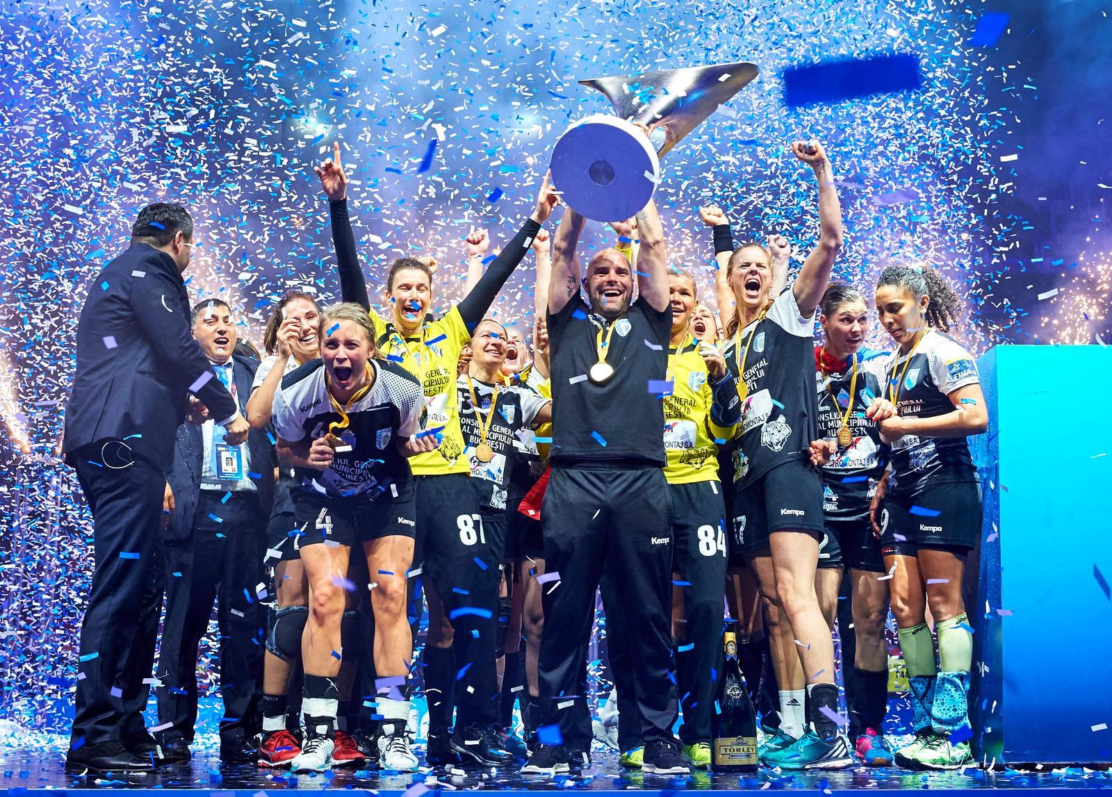 © 2016 EHF / Marcel Lämmerhirt
