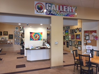 Welcome to the RAA Gallery & Art Emporium