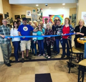 Grand opening and ribbon cutting ceremony May 5th, 2018