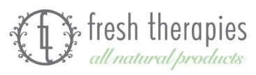Fresh Therapies