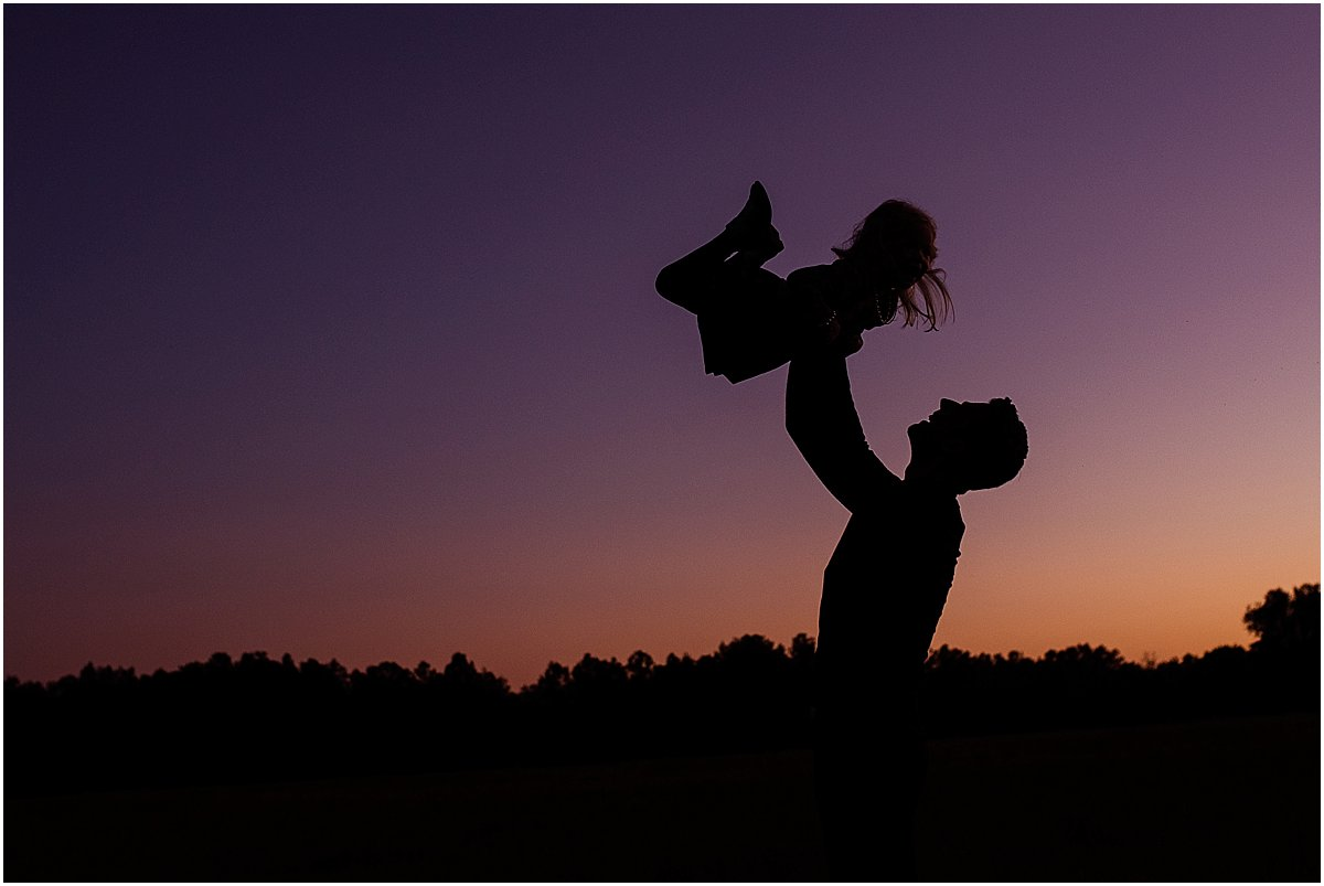 Daddy and daughter photos | Orlando Family Photographer