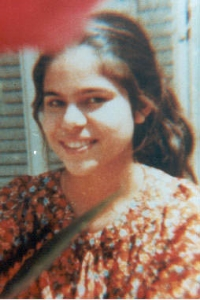 16 year old Mona Mahmudni-zhad, was executed with 9 other women in June 1983.