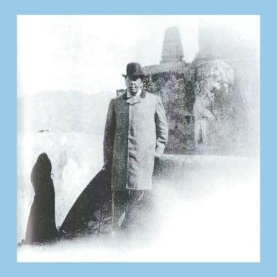 Oscar Wilde in Rome, 1900