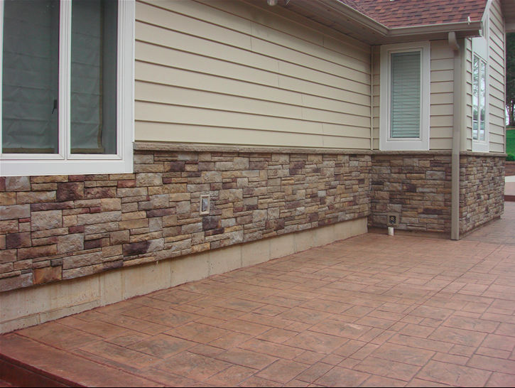 Stone & Brick Siding>>