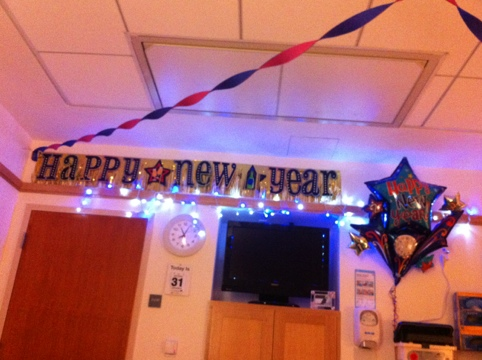 Decorations in my room