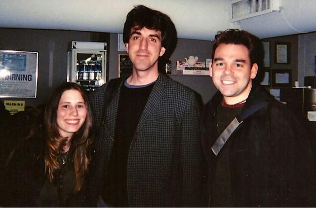 Meeting Jason Robert Brown (2002)
