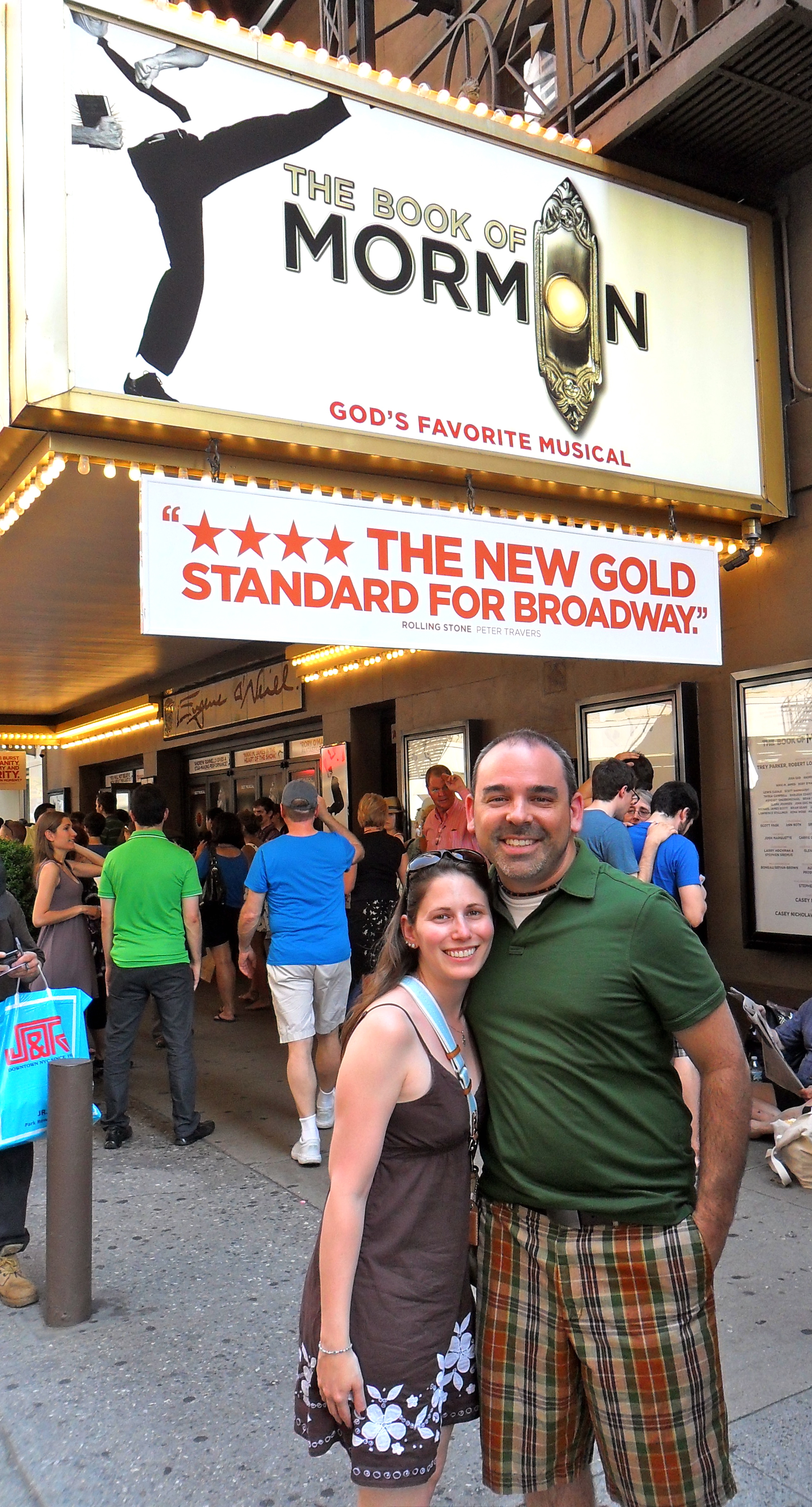 Recent NYC trip...it's still our 2nd home (2011)