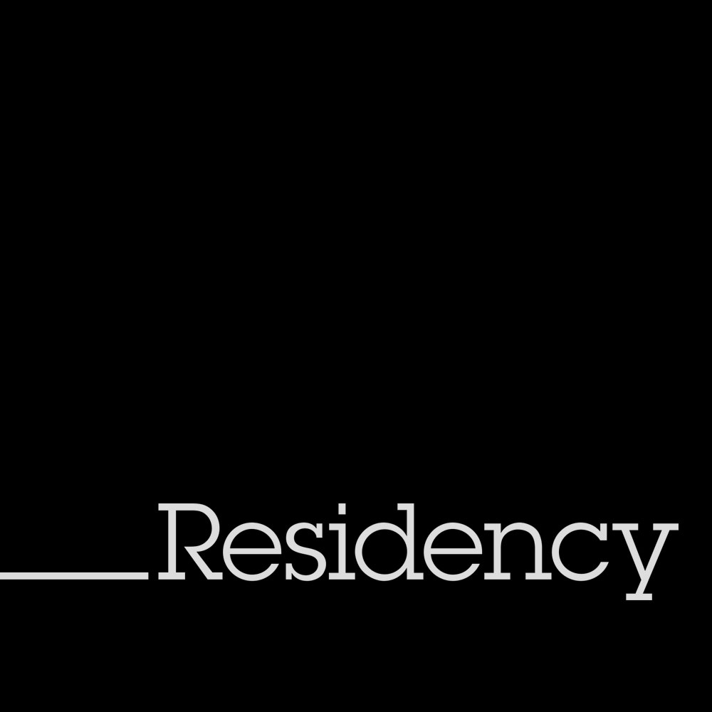 Residency - CREATIVE DIRECTION + DESIGN