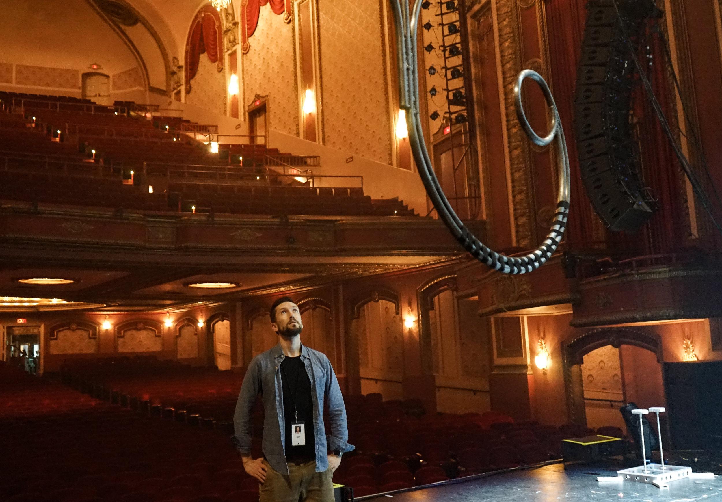 Riverside Theater - Milwaukee -Veronica Gan Photography