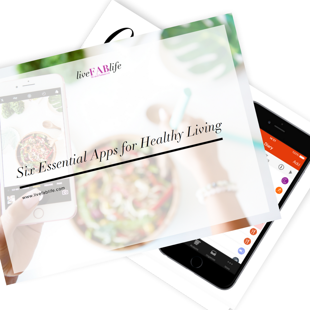 Six Essential Apps for Healthy Living